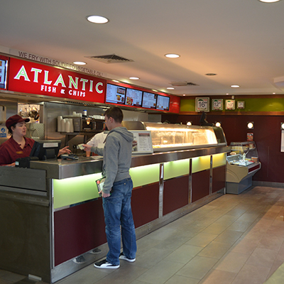 Image inside Atlantic Fast Food